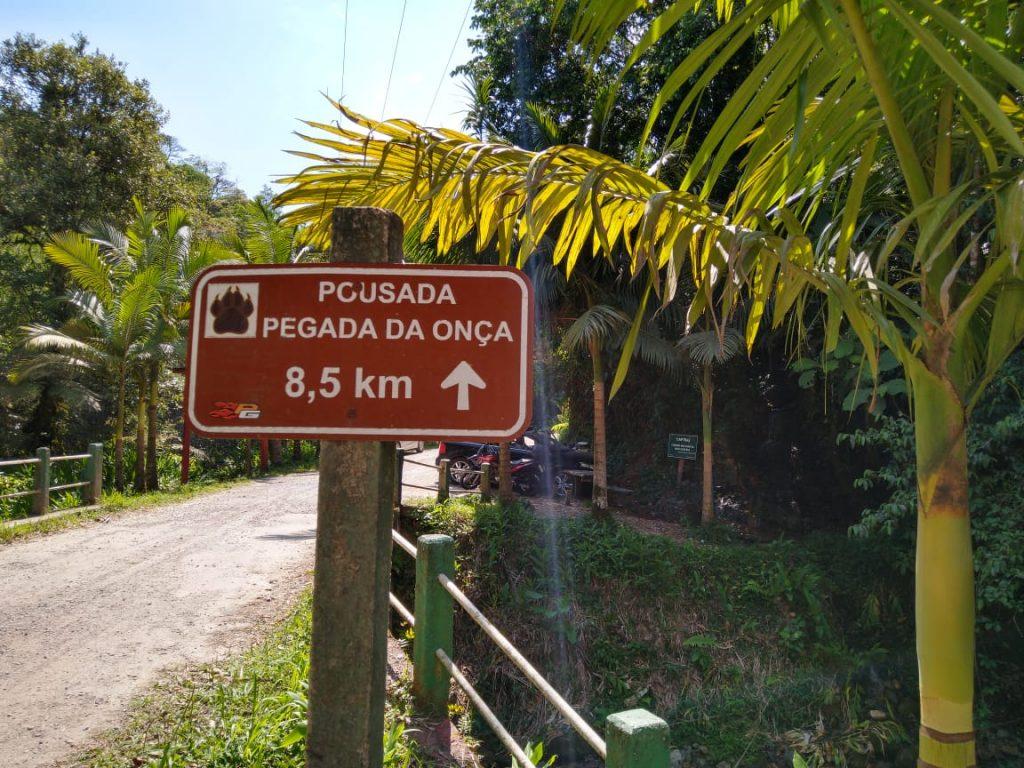 Pousada Pegada da Onça a 8,5 Km